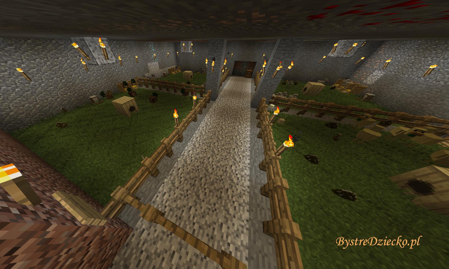 Mapa Minecraft dla dzieci Survival Creative - Kraina Kreatywna - mapy przetrwania i mapy twórcze