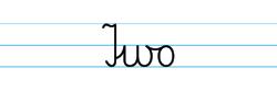 Karty pracy z imionami - nauka pisania imion dla dzieci - Iwo