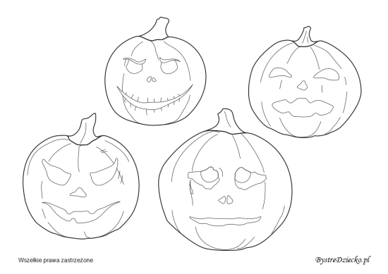 DIY Halloween pumpkin ideas - Halloween crafts for kids - pumpkin template prinable