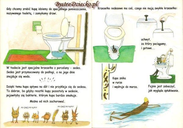 fragment książki Kupa kupa kupa. Stalfelt Pernilla