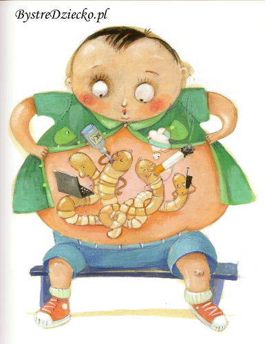 Książki dla dzieci w bajkoterapii