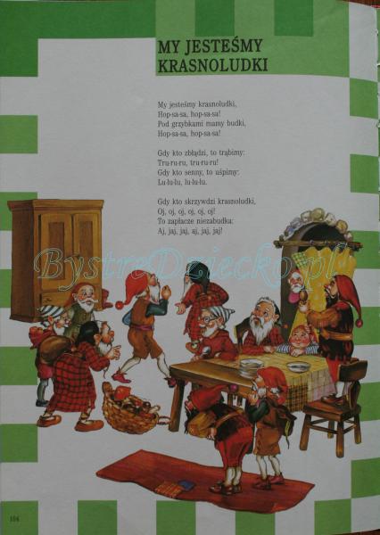 Najlepsze książki dla dzieci - Kraina wierszy - opracowanie zbiorowe