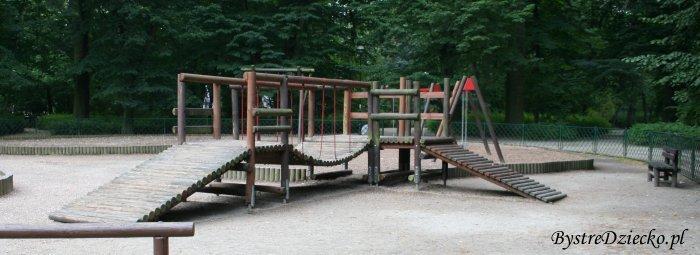 Plac zabaw Wrocław Borek, Park Południowy
