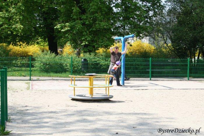 Plac zabaw Wrocław Grabiszyn-Grabiszynek, Park Grabiszyński