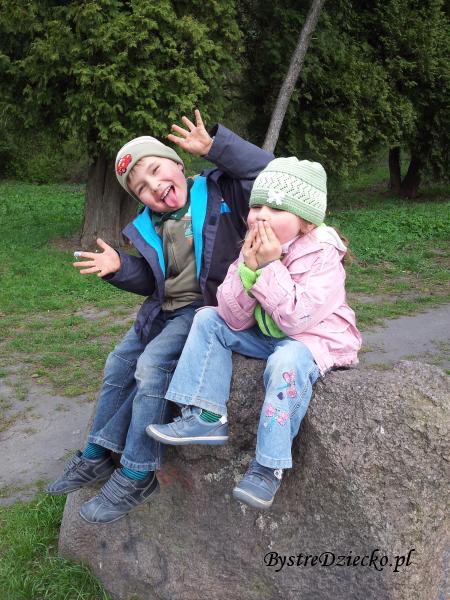 Zabawy dla dzieci, Grabiszyn-Grabiszynek, Park Grabiszyński we Wrocławiu