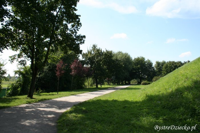 Pole golfowe Wrocław Grabiszyn-Grabiszynek, Park Grabiszyński