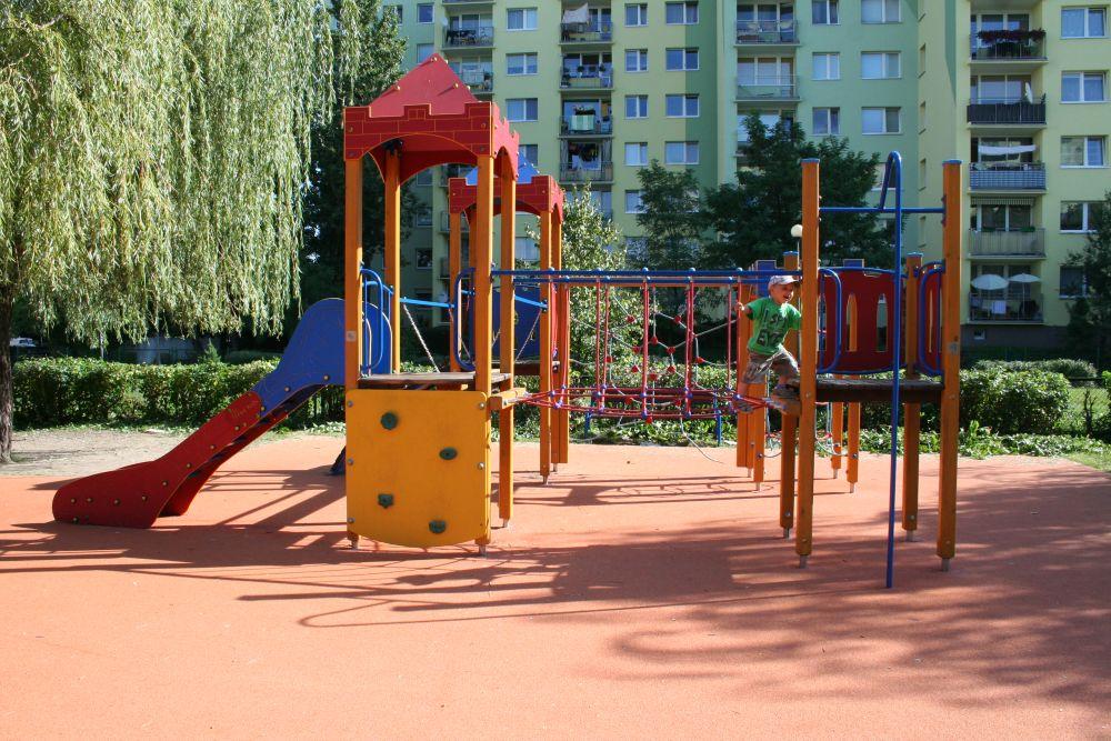 Place zabaw dla dzieci we Wrocławiu i nie tylko