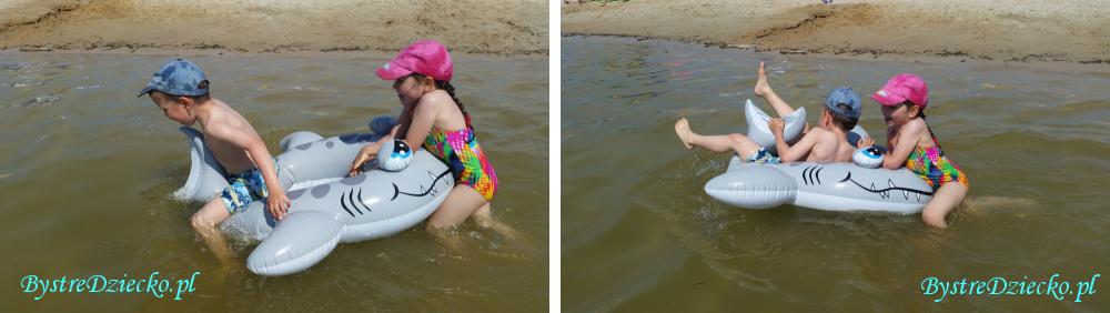 Jedziemy z dzieckiem nad wodę w okolice Wrocławia - zalew Stradomia Wierzchnia