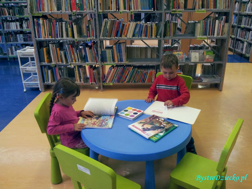 Miejska biblioteka dla dzieci we Wrocławiu filia nr 22