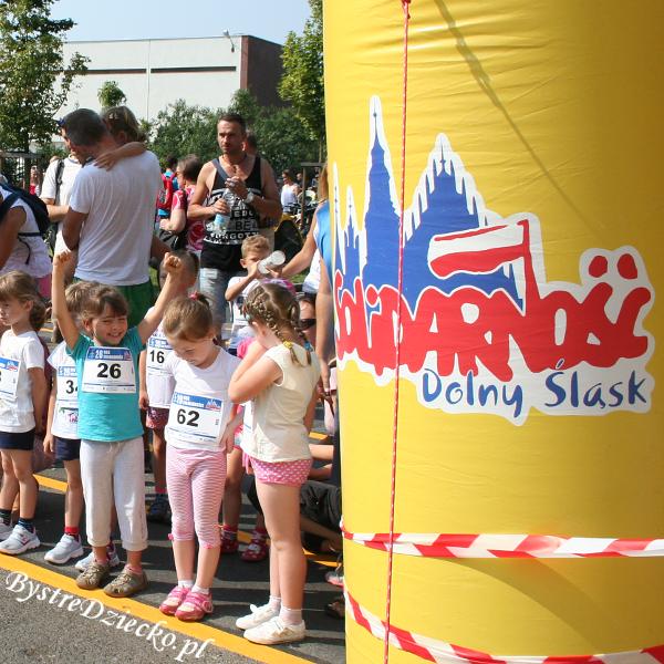 26. Bieg Solidarności Wrocław - zajęcia sportowe dla dzieci