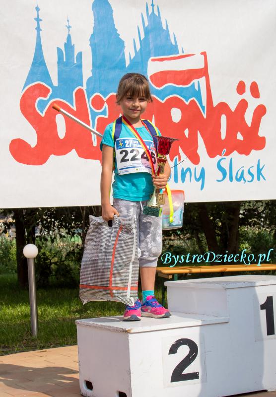 27. Bieg Solidarności Wrocław - 09.09.2017 - biegi dla dzieci