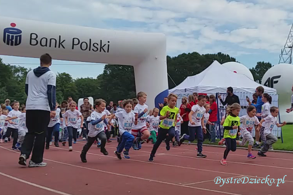 3. PKO Bieg Charytatywny Wrocław - 16.09.2017 - biegi dla dzieci