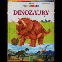 Dinozaury. Wiedza na medal - Hoffmann Brigitte