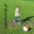 Zabawy ruchowe dla dzieci - gry w piłkę dla dzieci