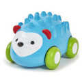 Samochodzik w formie kolorowego jeża Skip Hop - bezpieczne zabawki dla dzieci
