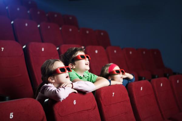 Kinowe filmy dla dzieci