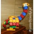 Klocki CLICS jako klocki konstrukcyjne - zabawki dla dzieci z zacięciem technicznym