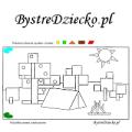 Pomoce dydaktyczne dla dzieci z geometrii - figury geometryczne do kolorowania dla dzieci - kolorowanki kształty