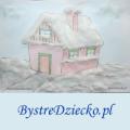 Dom kolorowanki zimowe wyklejane watą