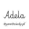 Karty pracy z imionami - nauka pisania imion dla dzieci - Adela