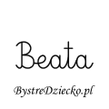 Karty pracy z imionami - nauka pisania imion dla dzieci - Beata
