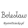 Karty pracy z imionami - nauka pisania imion dla dzieci - Bolesław