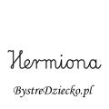 Karty pracy z imionami - nauka pisania imion dla dzieci - Hermiona