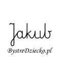 Karty pracy z imionami - nauka pisania imion dla dzieci - Jakub