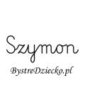 Karty pracy z imionami - nauka pisania imion dla dzieci - Szymon