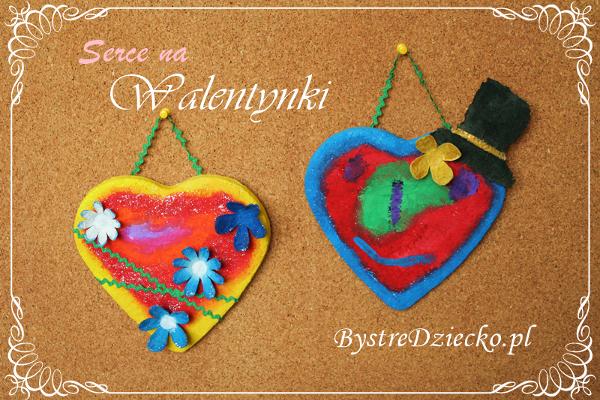 DIY serce z papier mache, laurki, prezenty i inne pomysły na zabawy plastyczne dla dzieci