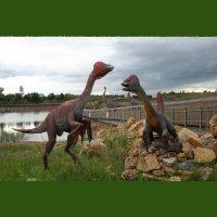Park dinozaurow JuraPark w Krasiejowie