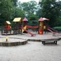 Plac zabaw w Parku Południowym we Wrocławiu