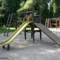 Plac zabaw w Parku Grabiszyńskim (nr 1) - Wrocław