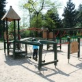 Plac zabaw w Parku Grabiszyńskim (nr 3) - Wrocław