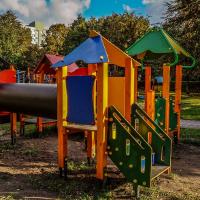 Place zabaw dla dzieci - kochamy zabawę na świeżym powietrzu