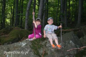 Wycieczka na Ślężę z dzieckiem po Polsce
