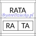 Proste wyrazy z podziałem na sylaby otwarte do nauki czytania metodą sylabową, głoski M, T, D, K, R
