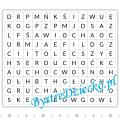 Wykreślanka ortograficzna - ch wymienne na sz, s, ś, si - ortografia dla dzieci