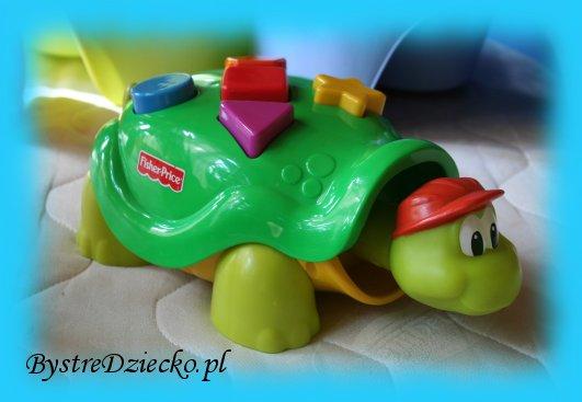 Zabawki edukacyjne dla dzieci Fisher Price