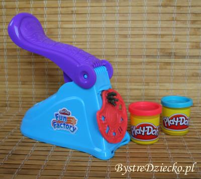 Wyciskarka ciastoliny Play Doh firmy Hasbro