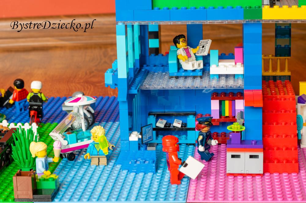 - Dom LEGO - niesamowite pomysły na klocki LEGO