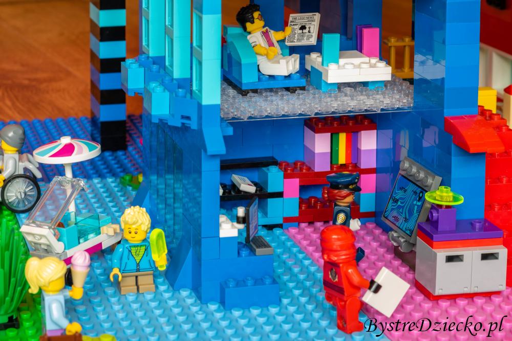 Służby ratunkowe i policja - Dom LEGO - niesamowite pomysły na klocki LEGO
