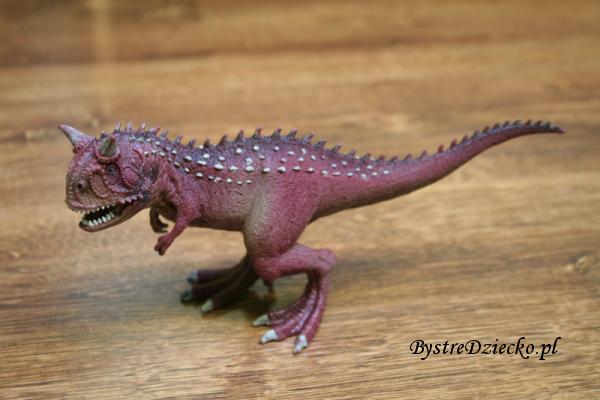 Figurki Schleich przedstawiające dinozaury