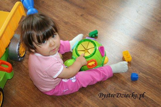 Zabawki interaktywne dla dzieci Smiki