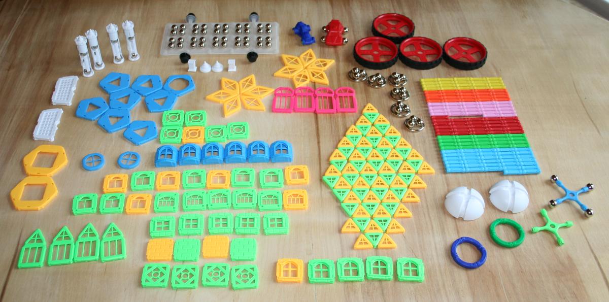 Klocki magnetyczne dla dzieci Xmag - pobudzamy kreatywność u dzieci