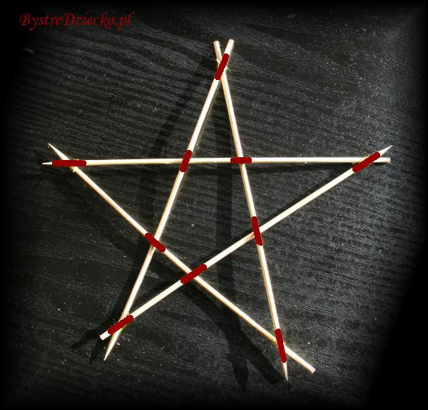 Ozdoby bożonarodzeniowe ręcznie robione - gwiazdy z włóczki