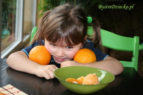 Ozdoby bożonarodzeniowe ręcznie robione - ozdoby z pomarańczy i mandarynek