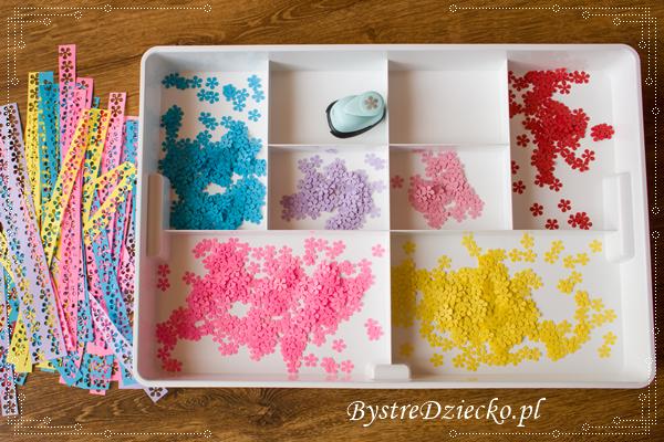 Pisanki wielkanocne wykonane z papier mache to forma recyklingu papieru oraz ciekawe ozdoby wielkanocne dla dzieci