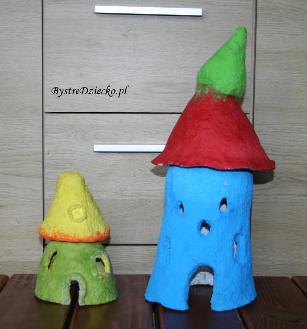 Zajęcia plastyczne dla dzieci z papier mache