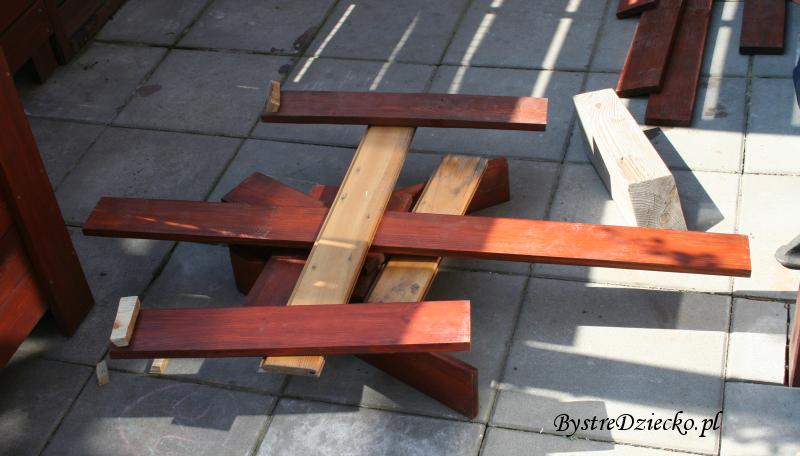 Praktyczna matematyka dla dzieci - jak zrobić drewnianą donicę ogrodową